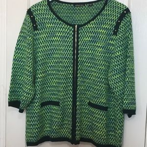 Michael Simon Cardigan